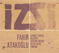 Front cover of Atakoğlu's tribute album