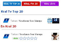 Tarkan claims top spot in Kral's radio and video charts for a second week running