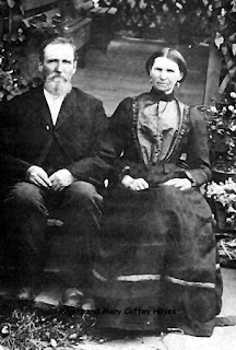 Wyatt and Mary Jane Coffey Hayes