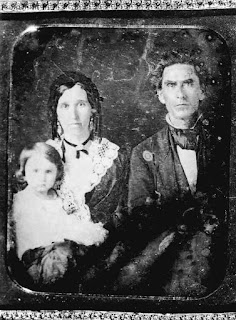 Noble R. and Caroline Jackson Ladd and daughter Callie