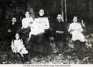 Nancy Ann Coffey and Children