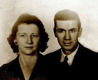 Leonard and Mary Elsie Coffey Coffey