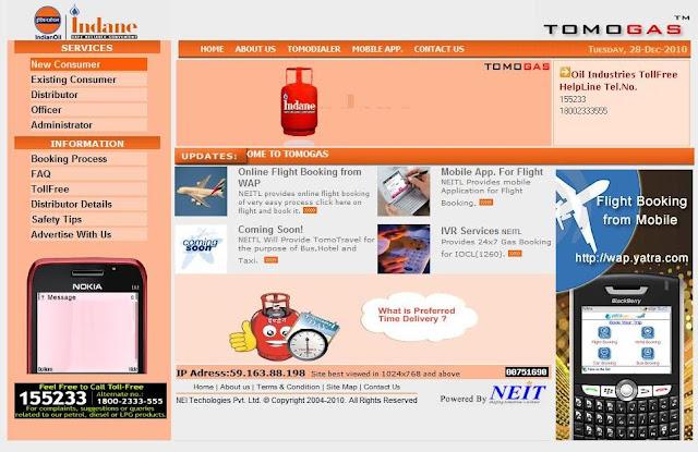 Book Indane Gas refill online | Book Indane Gas refill ...