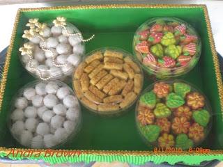 Wwwkueandrabrowncom Paket Kue Kering Hantaran Pra Lamaran