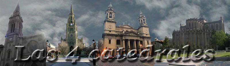 Las 4 catedrales