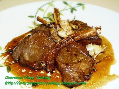 Lamb Adobo