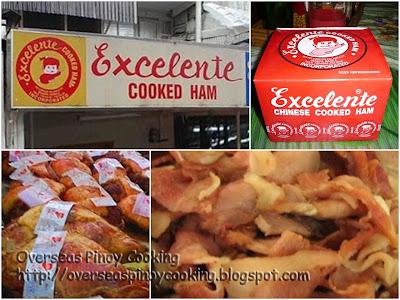 Excelente Chinese Cooked Ham - Quiapo