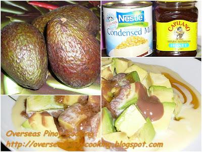 Avocado at Condensada, Avocado with Condensed Milk - Method