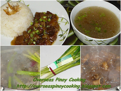 Beef Pares - Cooking Procedure