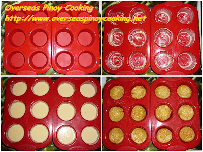 Special Royal Bibingka - Cooking Procedure