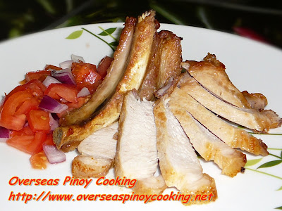 Pinoy Fried Pork Chop