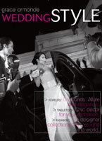 Grace Ormonde Wedding Magazine