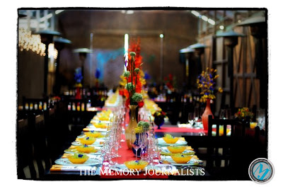 Sacramento Tablescape Photos