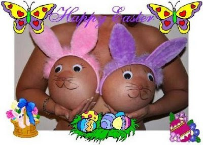 Happy Easter Tits 5