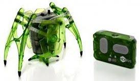 micro robotic creatures, Hexbug green ant