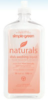 Simple-green-naturals, natural-dishwashing-liquid