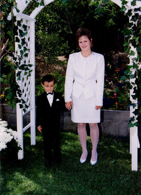 can a son be a ring bearer