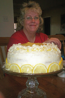 Mom's Lemon Lover's Cake