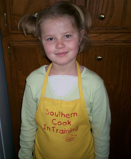 Southern Cook in Training