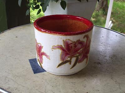 Mahedivers juillet 2008 - Petit pot de fleur ...