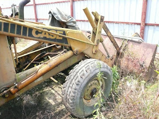 Sheng Weng Heavy Equipment & Parts Trading : Used Case 580F