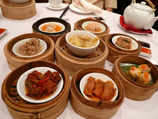 Halal Dim Sum in Long Feng @ Ramada Plaza Melaka