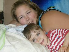 Hangin' with Aunt Britt!