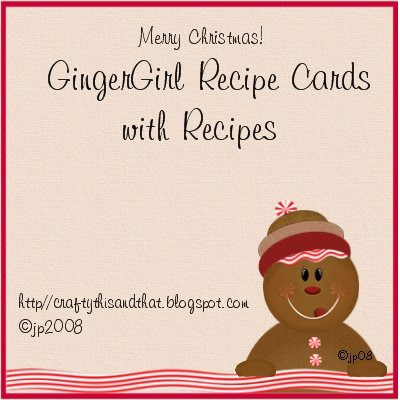 Retro Recipe Postcards, Retro Recipe Post Card Templates recipes - recipe card
