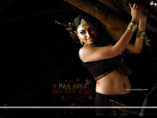 Maalavika Sexy Photos