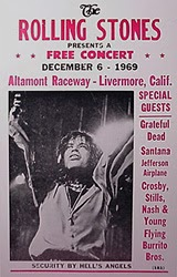 Rock And Roll Tube Altamont Festival 1969