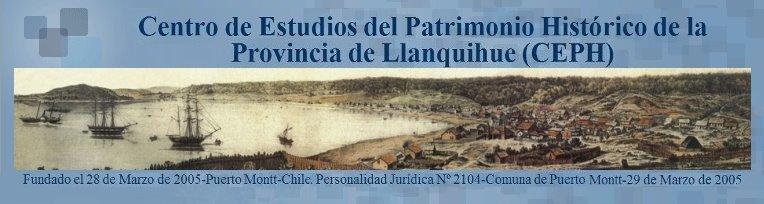 Centro de Estudios del Patrimonio Histórico de la Provincia de Llanquihue (CEPH)