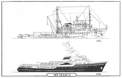 Design 2608 Ocean Going Tug Conversion | OutPlans