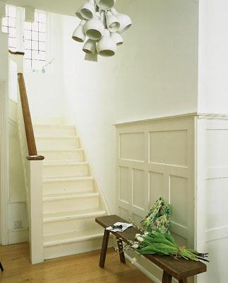 Recibidores con mucho estilo stylish hallways vintage chic peque as historias de - Recibidores con estilo ...