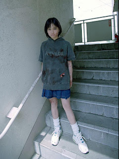"natsumi tsuji: ""nevada tan"" (niña asesina)"