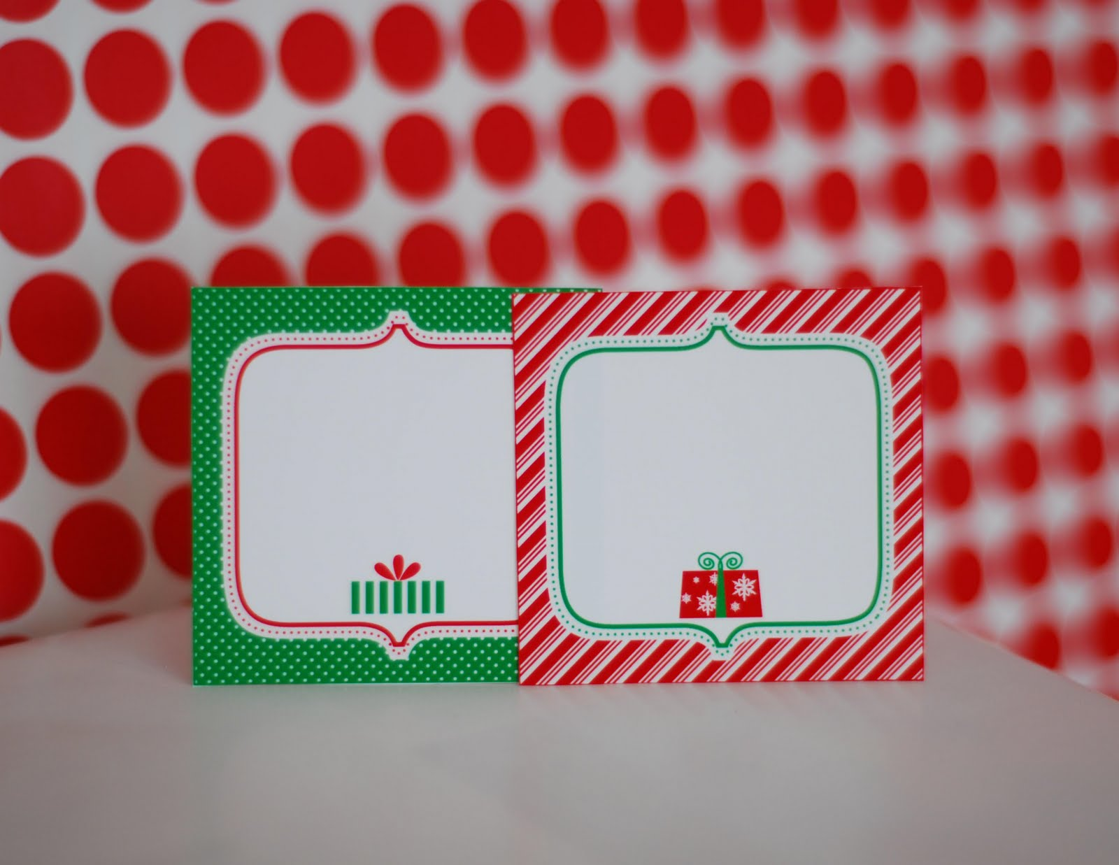 Free Printable: Letter To Santa, Wish List And Gift Tags