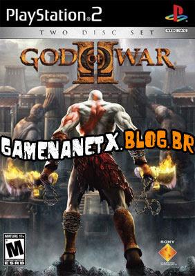 GOD OF WAR II Godofwar2PS2