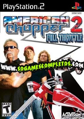 AMERICAN CHOPPER 2: FULL THROTTLE AMERICANCHOPPER2