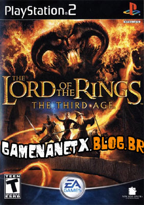 THE LORD OF THE RINGS: THE THIRD AGE THELORDPS2