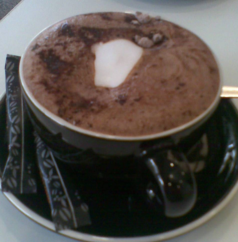 Cucina Restaurant North Adelaide Menu Hot Chocolate Dark Desires Blefari Caffe Cucina