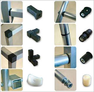 Conectores de plastico para tubos instalaci n sanitaria - Conteras de plastico ...