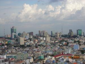 pertumbuhan penduduk yang pesat terhadap kawasan bandar