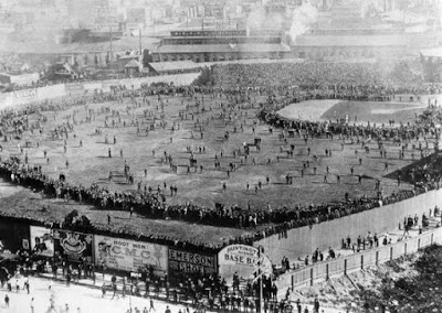 Foto do Jogo Final, 1903 (Corbis/Bettmann)