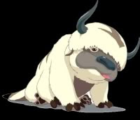 Appa the flying bison - Last Airbender