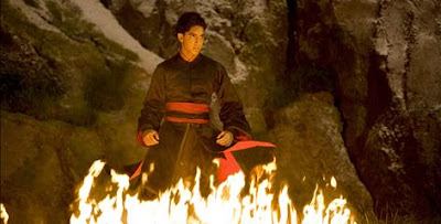 Dev Patel as Zuko - last Aibender Film