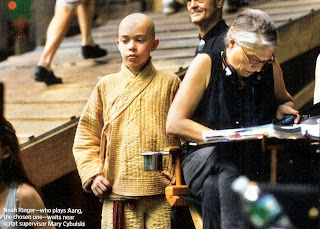 Noah Ringer as Aang the Last Airbender