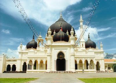 Hasil carian imej untuk masjid zahir