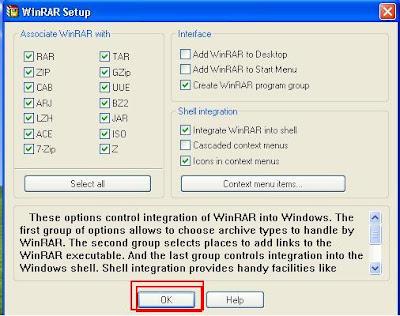 تحميل برنامج فك ضغط الملفات وينرار مجانا WinRAR free