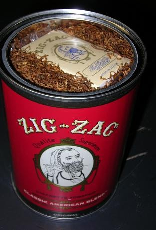 First Class White Trash Zig Zag Original Classic American