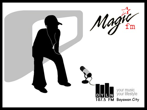 Magic FM 107.5 DYLN - Bayawan City