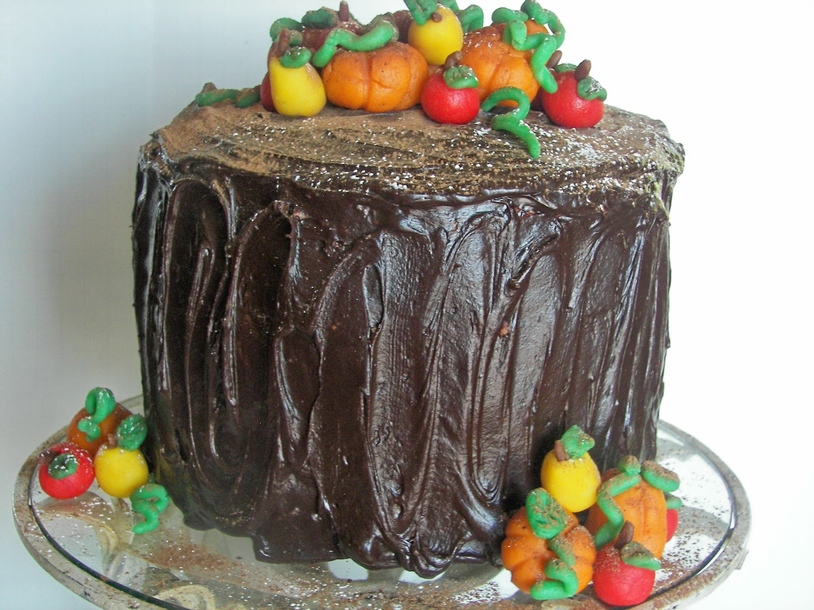 Red Couch Recipes: Harvest Cake